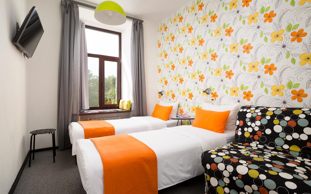 гостиницы в Санкт-Петербурге