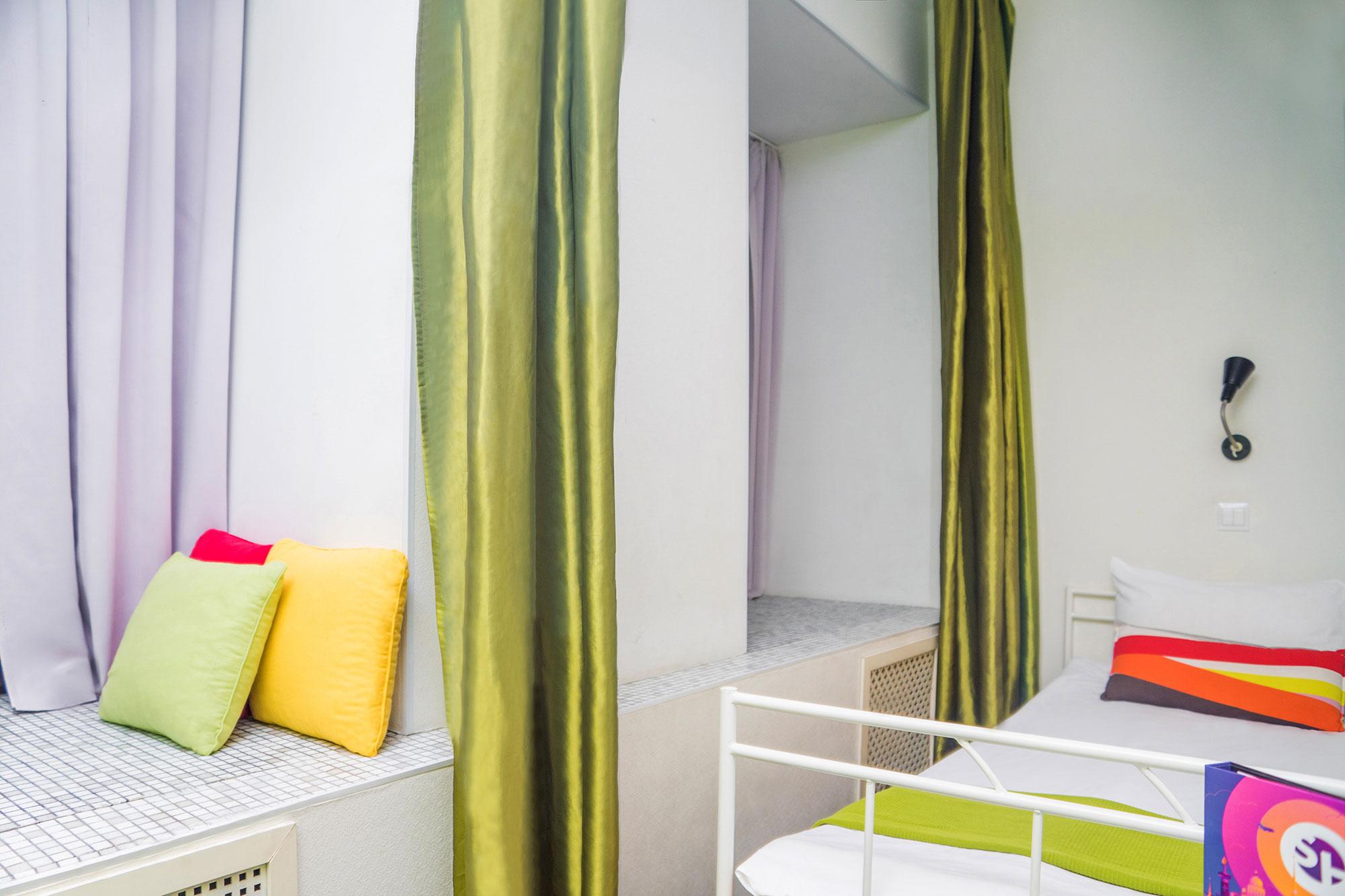 мини отель 4 rooms