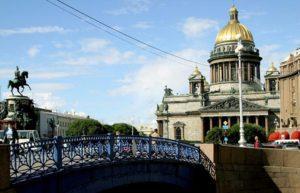 Обзорная автобусная экскурсия по Санкт-Петербургу с гидом